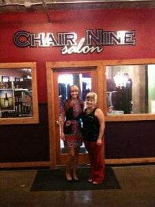 Chair Nine Salon